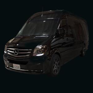 Mercedes Benz Sprinter Van Conversion