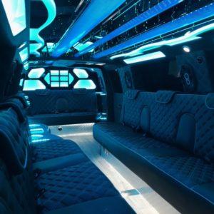 Mercedes Benz Sprinter Interior