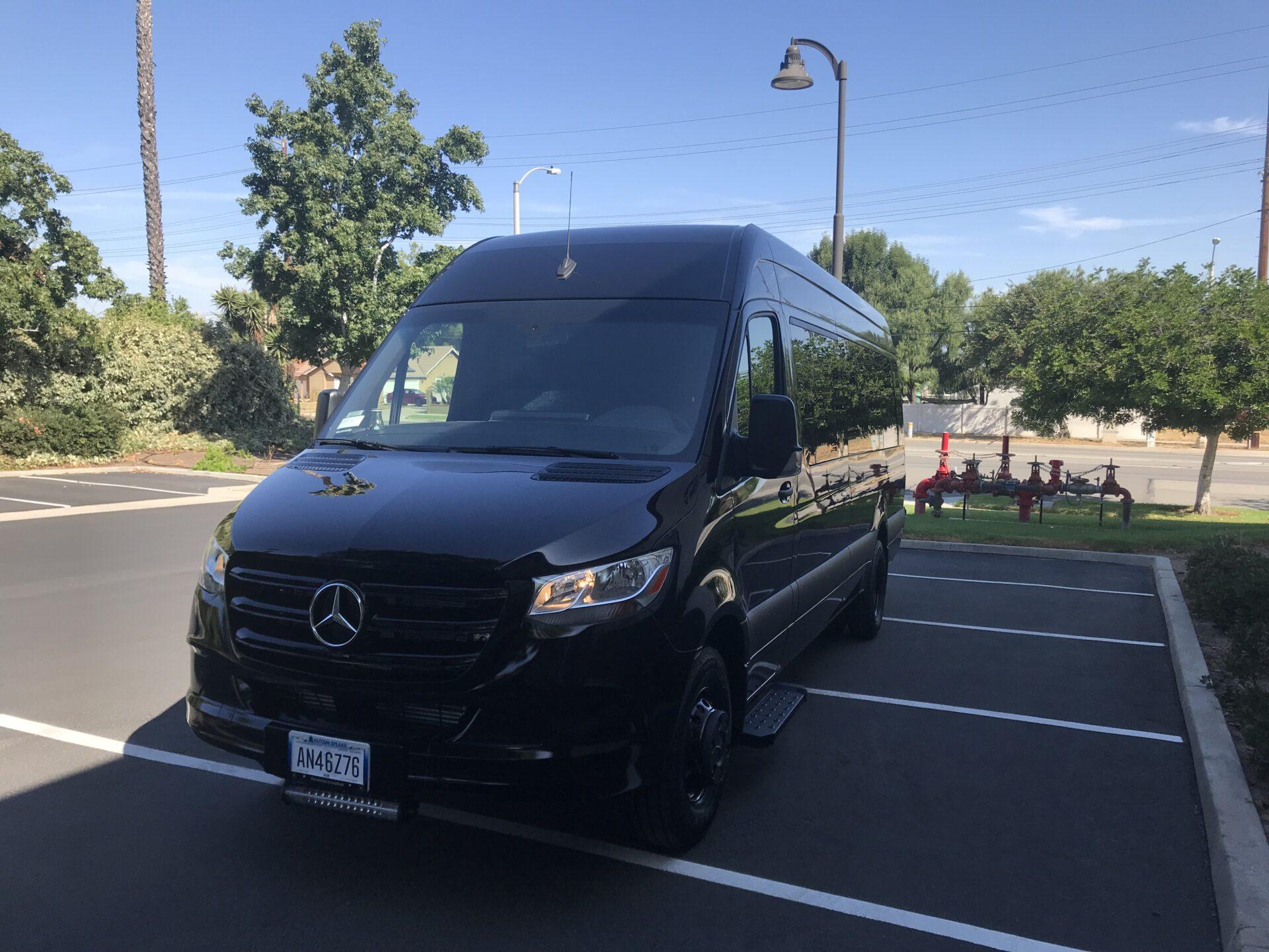 2019 Mercedes Benz Sprinter Passenger Van